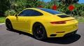 4k-Mile 2017 Porsche 991.2 Carrera 4S 7-Speed Manual