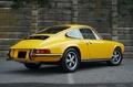 1972 Porsche 911T Coupe Signal Yellow