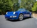 44k-Mile 1991 Porsche 964 Turbo Cobalt Blue Metallic