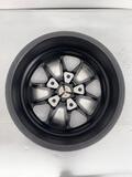 "6"" x 15"" OEM Polished Porsche Fuchs Wheels"