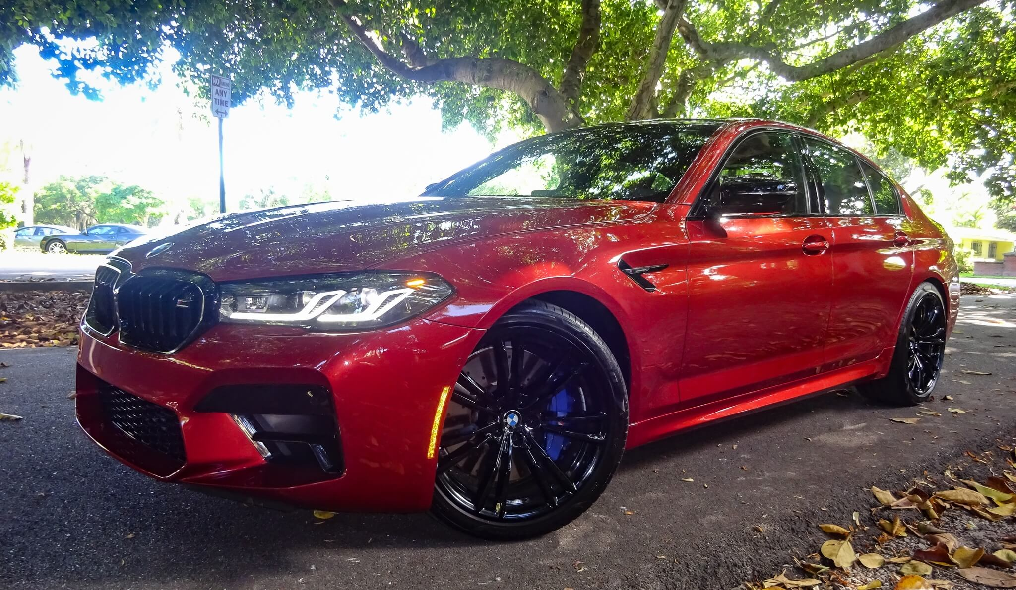 2021 BMW F90 M5 Competition