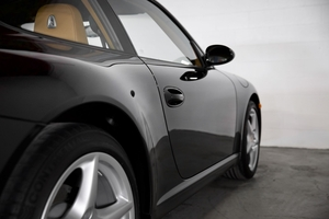 8K-Mile 2008 Porsche 997 Carrera Coupe 6-Speed