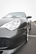 DT: 34k-Mile 2002 Porsche 996 Turbo Aerokit 6-Speed