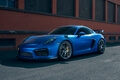 13k-Mile 2016 Porsche Cayman GT4 4.0L BGB