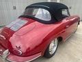 1962 Porsche 356B 1600 Super Cabriolet