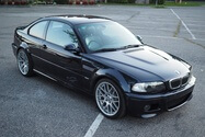 DT: 2006 BMW E46 M3 Competition Package 6-Speed