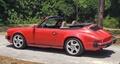 DT: 1986 Porsche 911 Carrera Cabriolet