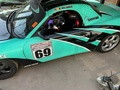 DT: 1999 Porsche 986 Boxster Spec Race Car