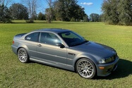2005 BMW E46 M3 Coupe Competition Package w/ Sunroof Delete