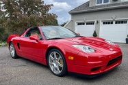 DT: 2003 Acura NSX-T NA2 6-Speed