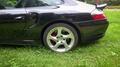 One-Owner 3k-Mile 2002 Porsche 996 Turbo 6-Speed