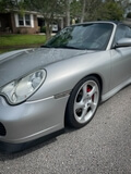 2004 Porsche 996 Turbo Cabriolet 6-Speed