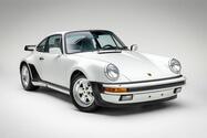 6k-Mile 1988 Porsche 930 Turbo w/ Special Leather