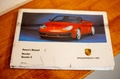 One-Owner 16k-Mile 2001 Porsche 986 Boxster S 6-Speed