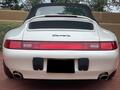 1996 Porsche 993 Carrera Cabriolet 6-Speed 3.8L