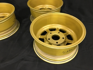 "15"" PAG Group-4 Wheels (Bronze)"