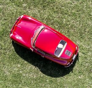 DT: 1959 Porsche 356A Reutter Coupe