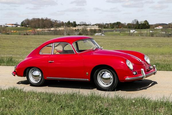 1959 Porsche 356A Reutter Coupe