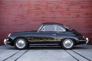 1962 Porsche 356B Karmann Coupe