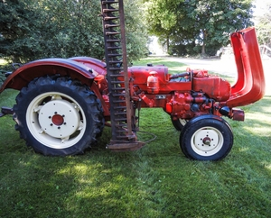 1962 Porsche Standard 219 Diesel Tractor
