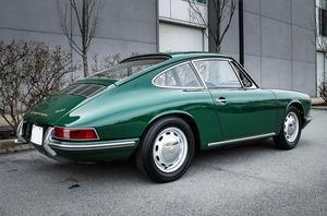 DT: 1965 Porsche 911 Coupe Irish Green