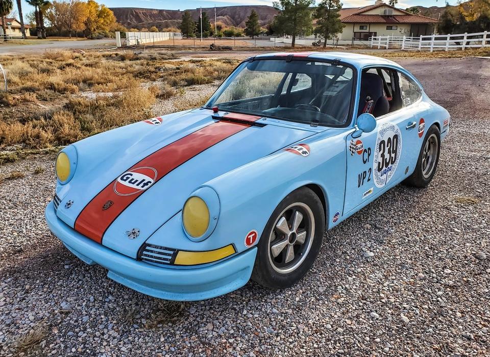 1968 Porsche 912 2.0L Racecar