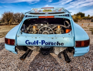DT: 1968 Porsche 912 2.0L Racecar