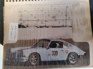 DT-Direct 1968 Porsche 912 2.0L Racecar
