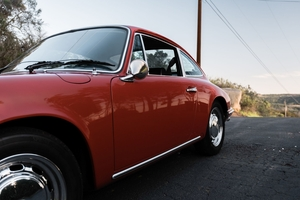 DT: 1-Owner 1969 Porsche 911 T Karmann Coupe