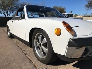 1970 Porsche 914-6 5-Speed