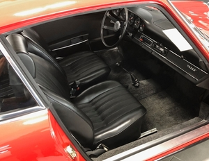 DT: 1-Owner 1971 Porsche 911 T Bahia Red