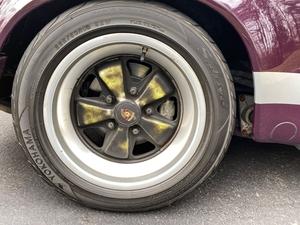 DT: 1972 Porsche 911 3.2L Outlaw