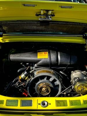 DT: 1973 Porsche 911T Targa CIS