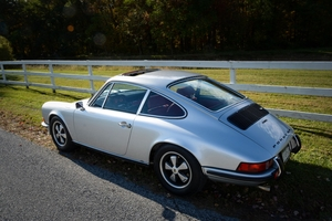 1973 Porsche 911 S 2.4 Sun Roof Coupe