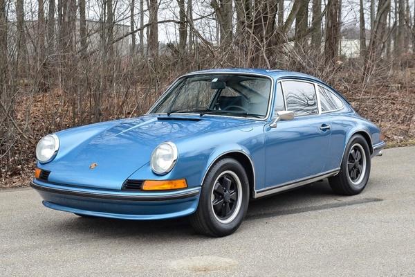 2.0L 1973 Porsche 911 T Coupe 5-Speed