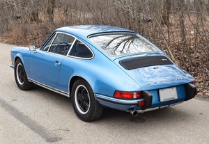 2.0L 1973 Porsche 911 T Coupe 5-Speed