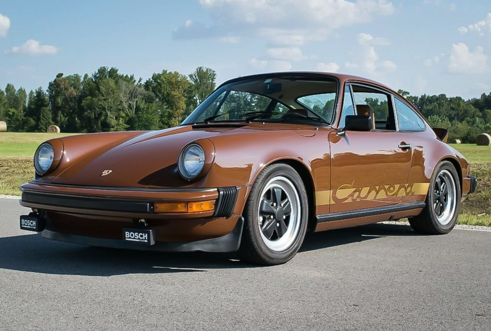 DT: 1974 Porsche 911 Carrera Coupe Sunroof Delete