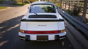 Pre-Production 1975 Porsche 911 Carrera 2.7 MFI