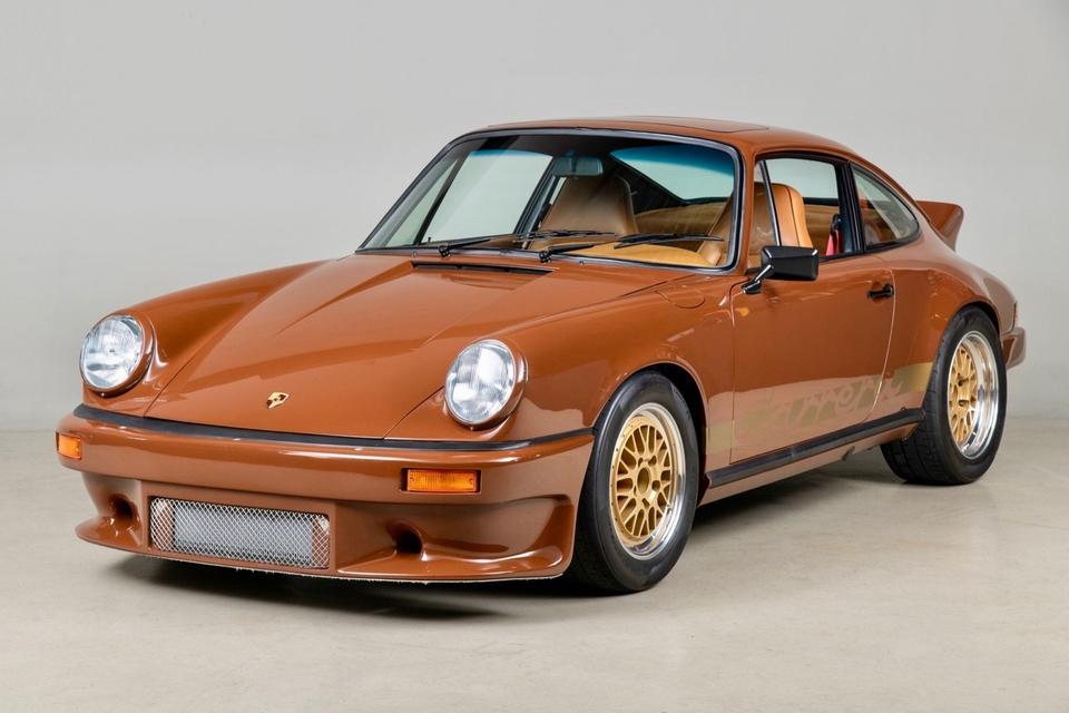 DT: 1975 Porsche 911 R-Gruppe Outlaw | PCARMARKET