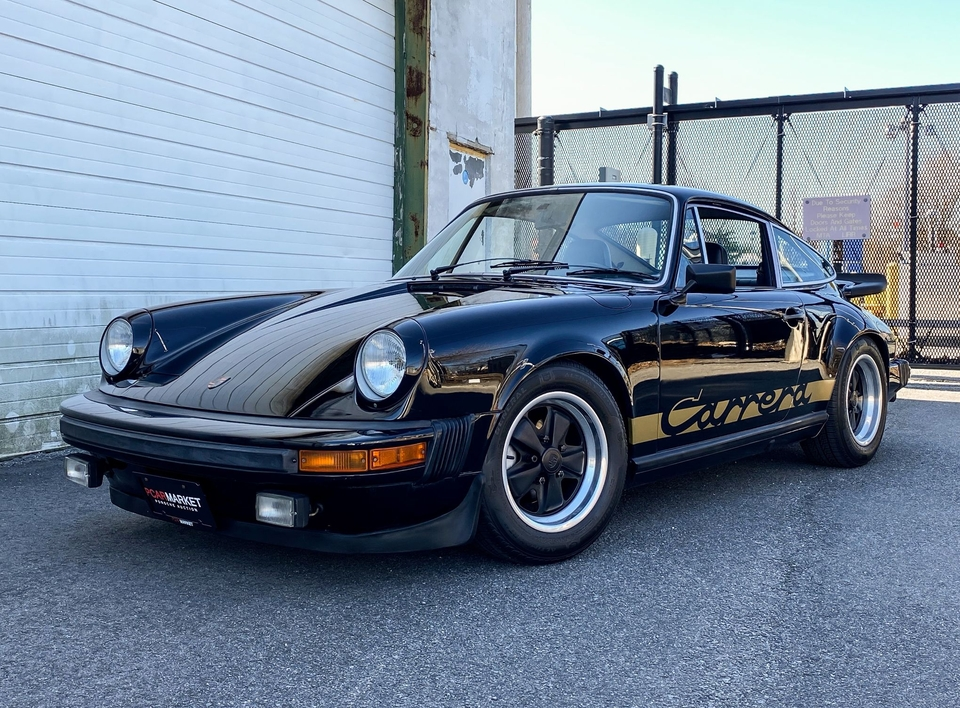 DT: 1975 Porsche 911 Carrera Coupe