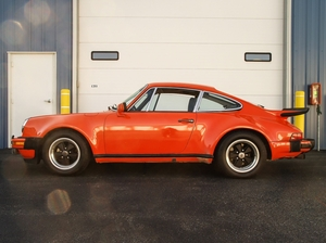 1-Owner 1976 Porsche 930 Turbo Carrera Coupe
