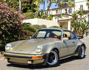 DT: 1977 Porsche 911 Turbo Coupe