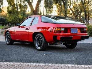 1979 Porsche 924