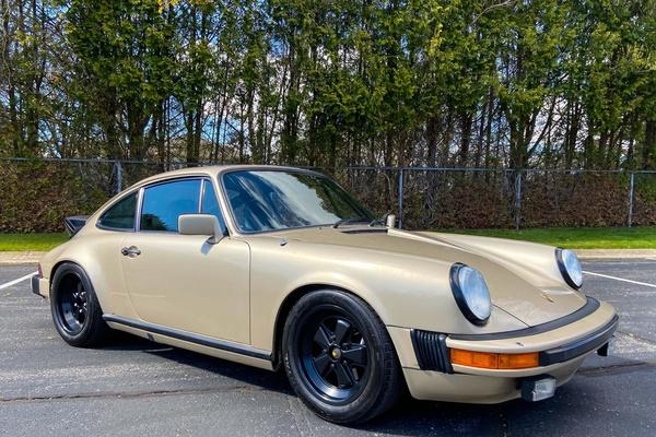 1980 Porsche 911 SC Outlaw