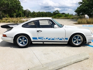 DT: Modified 1980 Porsche 911 SC Coupe 3.2L