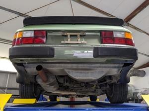DT: 1980 Porsche 924 Turbo