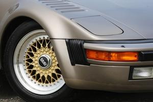 31K-Mile 1984 Porsche 911 Carrera 3.2