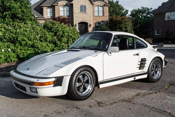 1985 Porsche 911 Turbo Slant Nose Conversion