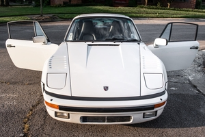 1985 Porsche 911 Turbo Slant Nose Conversion
