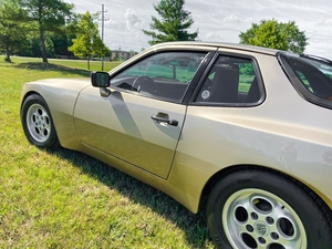DT: 36K-Mile One-Owner 1985 Porsche 944